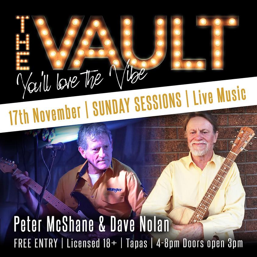 The Vault Sunday Sessions XXXIX