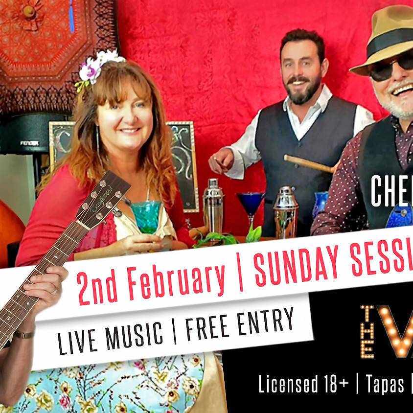 The Vault Sunday Sessions L