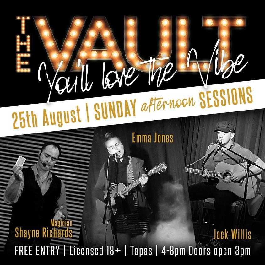 The Vault Sunday Sessions XXVII