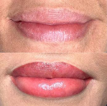 Semipermanent makeup
