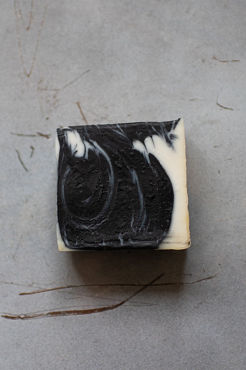 Olive and Charcoal Soap Bar