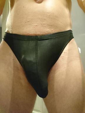 Sexy Black Brief