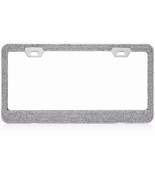 BLING License Plate Frame