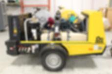 Portable Kaeser Air Compressors