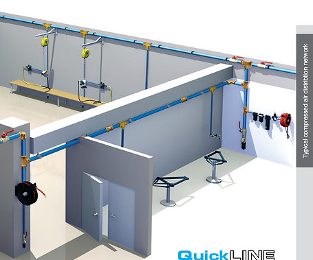 Topring Quickline air system