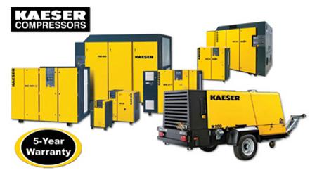 Kaeser Equipment