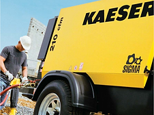 Kaeser Portable Air Compressors Catalog