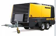 Kaeser M350 Portable Air Compressors
