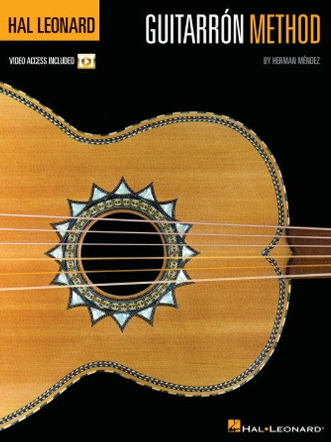 Guitarrón Method - Hal Leonard