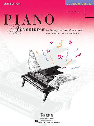 Level 1 – Lesson Book, 2nd Edition Piano Adventures®