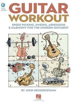 Guitar Workout Hal Leonard