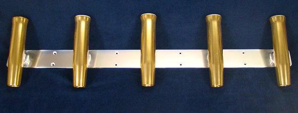 5 Pole Gold Transom Rocket Launcher