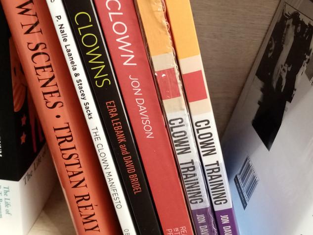Online Clown Studies Course