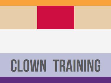 Clown Training