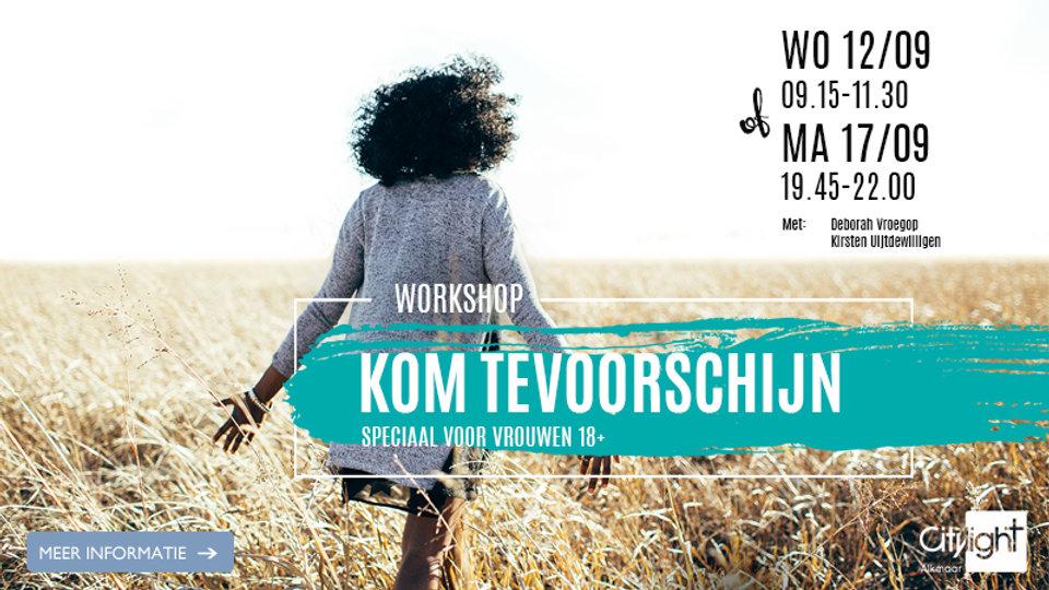 workshop kom tevoorschijn slider webside