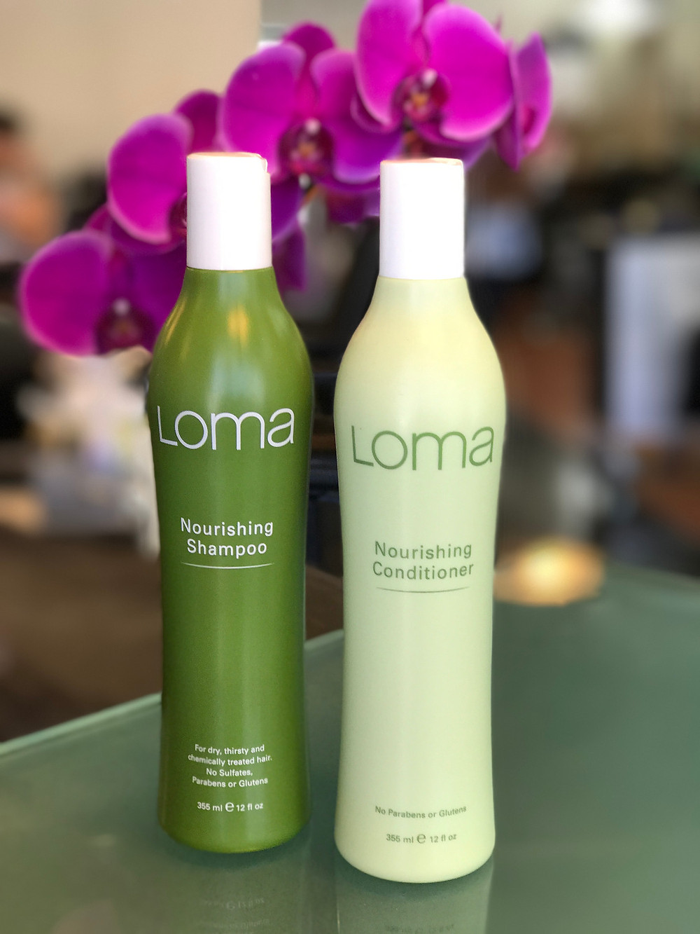 Loma Nourishing Shampoo & Conditioner