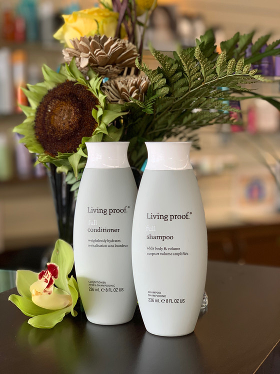 Living Proof Full Shampoo & Conditioner