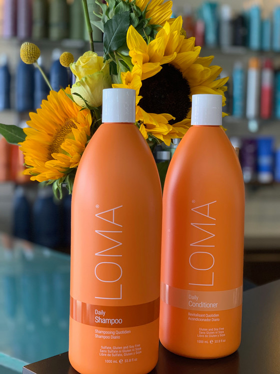 Loma Daily Shampoo & Conditioner