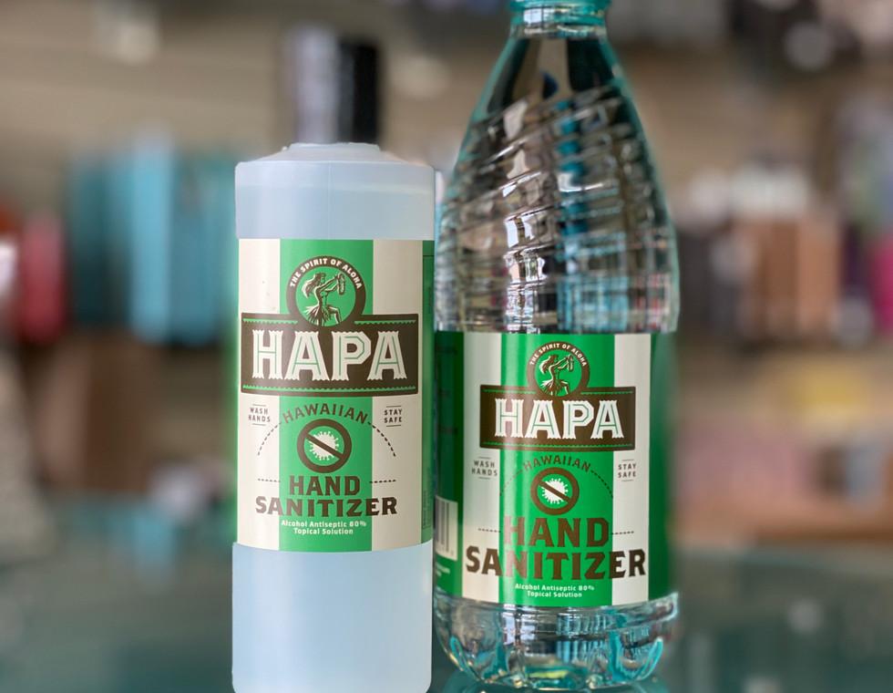 Hapa Hawaiian Hand Sanitizer
