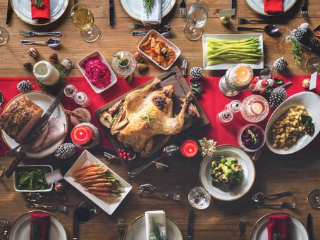 Warum muss man an Weihnachten eigentlich immer zunehmen? Mit folgenden 5 Tipps ist das nicht nötig:
