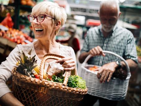 Gesundes Leben ist für jedes Alter