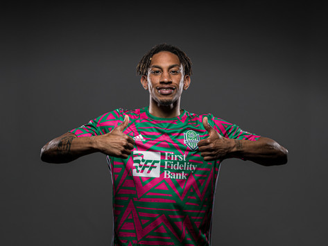 Energy FC to debut 'Electric City' kits in USL Opener