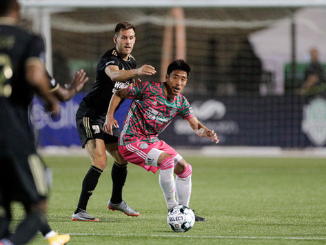 Match Ratings from OKC's 1-0 defeat at the hands of Atlanta United 2