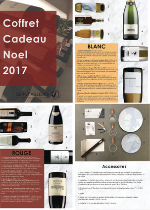 Holiday Wine Catalog