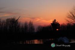 Sun-down