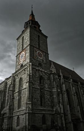 Brasov-Biserica Neagra-Black Church-schw