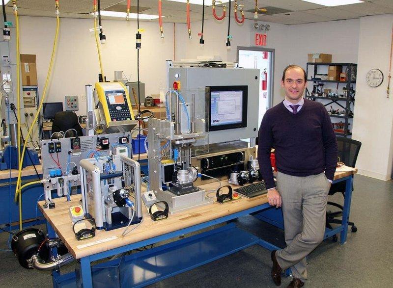 Throttle Body Flow Testing Station