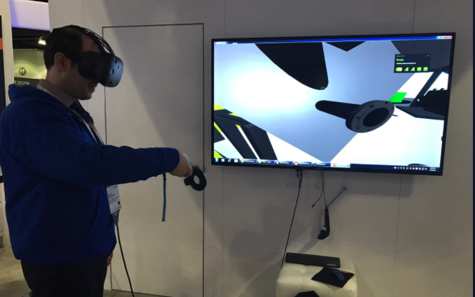 Testing VR