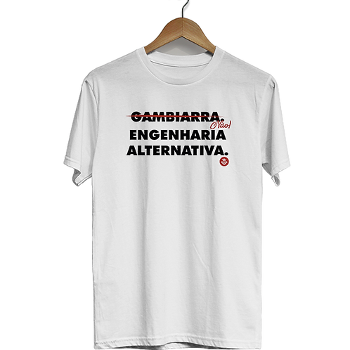 Camiseta Engenharia alternativa
