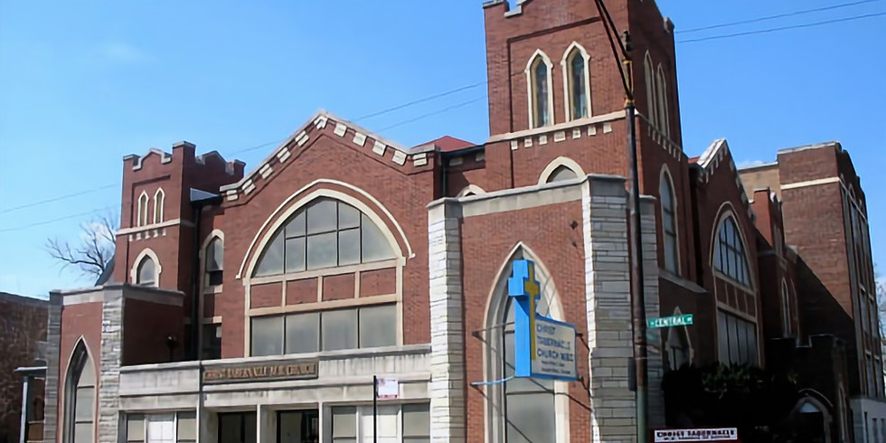 Christ Tabernacle M.B. Church of Austin Celebrates our 55th Year Anniversary
