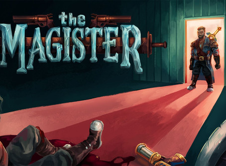 The Magister – murder-mystery card-battler coming to Nintendo Switch