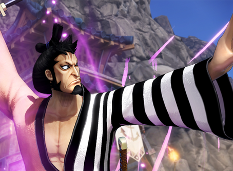 KIN'EMON COMING SOON TO ONE PIECE: PIRATE WARRIORS 4 IN CHARACTER PACK 3