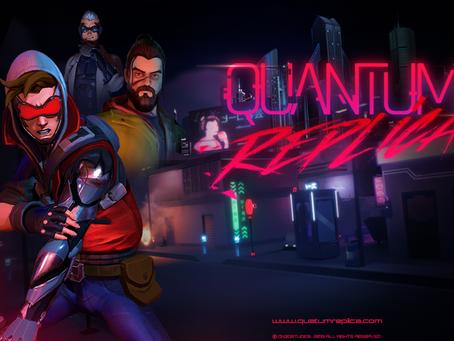 Quantum Replica sneaks onto consoles in 2021