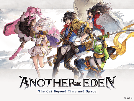 Time-traveling JRPG Another Eden: The Cat Beyond Time and Space Comes to Steam for PC Spring 2021