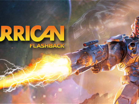 Review: Turrican Flashback