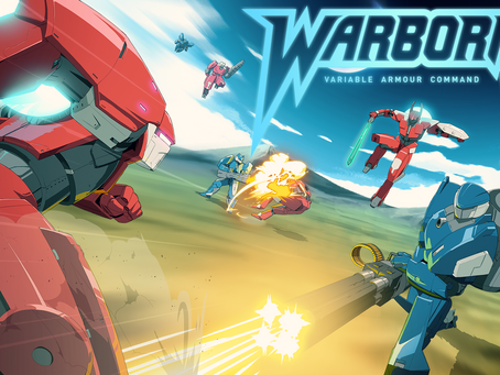 WARBORN now available physically for Nintendo Switch and PlayStation 4