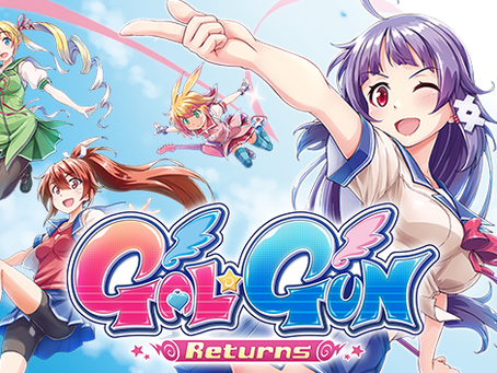 Gal*Gun Returns - Birthday Suit Collector's Edition Coming 2021