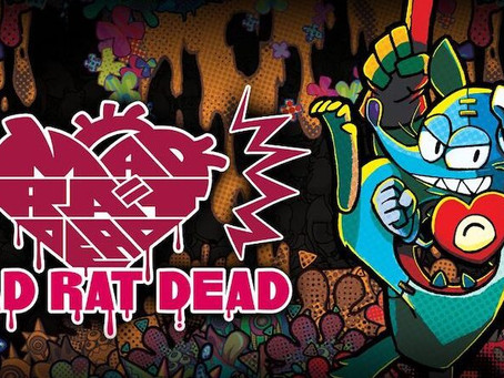 Review: Mad Rat Dead