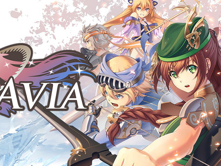 Turn-based strategy JRPG 'Tears of Avia' launches today on Steam & Xbox!