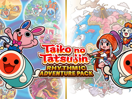 TAIKO NO TATSUJIN: RHYTHMIC ADVENTURE PACK GROOVES ONTO NINTENDO SWITCH ON DECEMBER 3