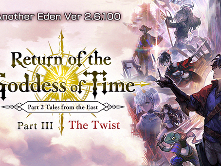 Another Eden Debuts New Character, Story Update on App Store, Google Play Store Today