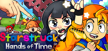 Face the Music, Save the Future as Starstruck: Hands of Time Heads to PlayStation in 2021