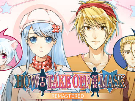 How to Take Off Your Mask Remastered arriving on consoles next week