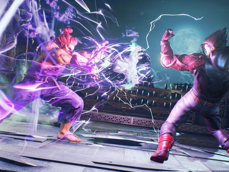 The Next Combo of Hard Hitting Content Arrives Tomorrow for TEKKEN 7 in Season Pass 4 DLC #16 and #