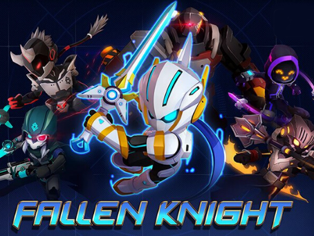 Fallen Knight lands on Nintendo Switch, PlayStation 4, Xbox One and PClater this year!