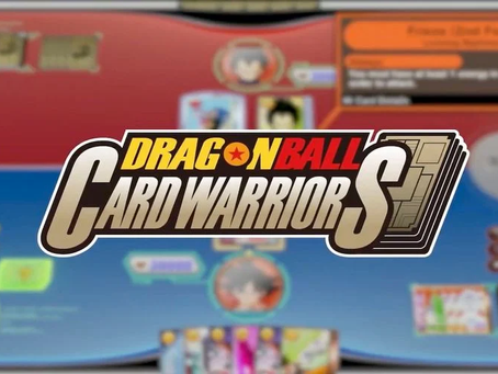 DRAGON BALL Z: KAKAROT Adds New DRAGON BALL CARD WARRIORS Mode Today!